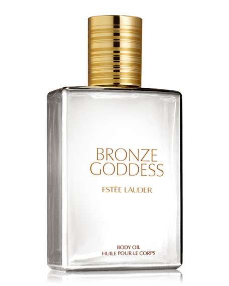 Limited Edition Bronze Goddess Shimmer Body Oil Spray, 3.4 fl. oz.