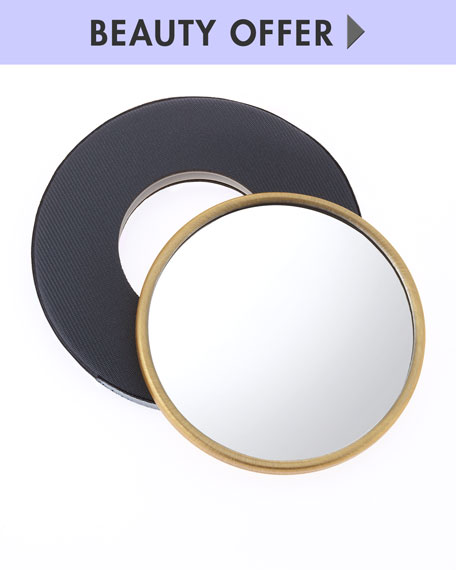 Yours with Any $120 Mason Pearson or Frasco Mirror Purchase