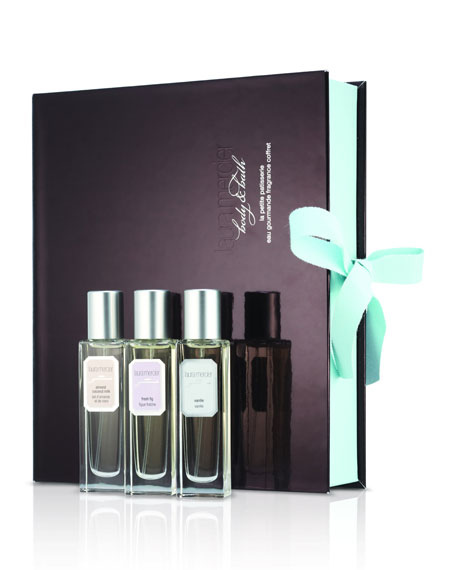 Limited Edition Eau Gourmande Fragrance Set