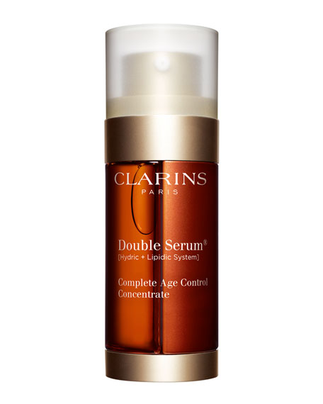 Clarins Double Serum Complete Age Control Concentrate, 1.0