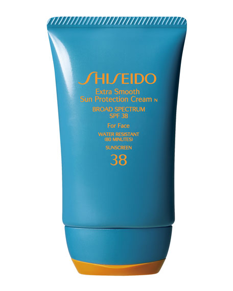 Shiseido Extra Smooth Sun Protection Cream For Face