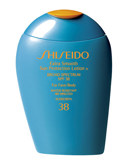 Shiseido Extra Smooth Sun Protection Lotion SPF 38