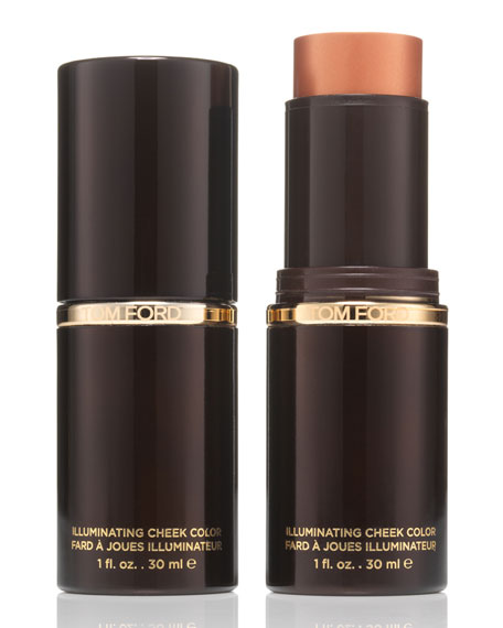 Limited Edition Illuminating Cheek Color, Bronzed Amber