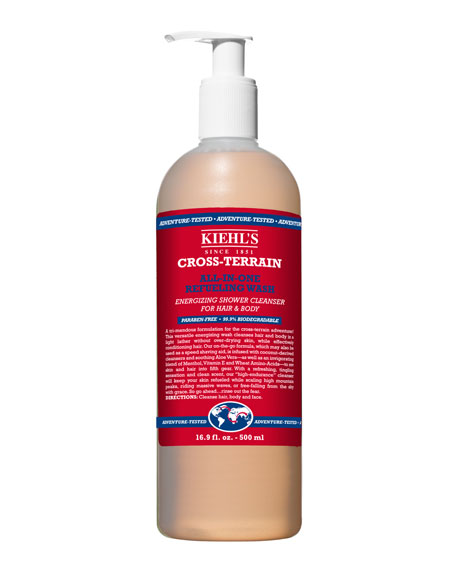 Cross-Terrain All-In-One Refueling Wash, 16.9 fl. oz.