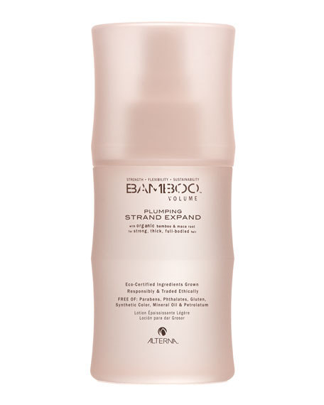 Alterna Bamboo Volume Plumping Hair Strand Expand