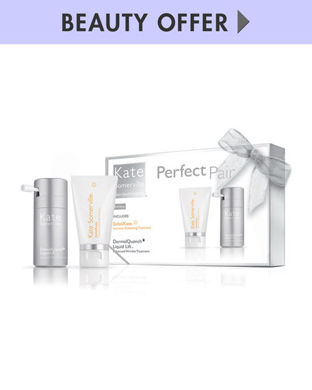 Yours with any $95 or more Kate Somerville purchase—Online only*