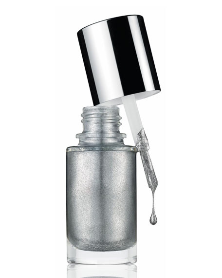 Limited Edition Nail Enamel, Strappy Sandals
