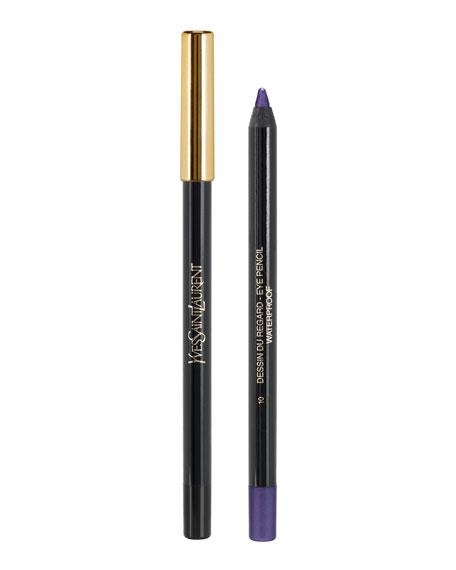 Summer Look 2013 Waterproof Eye Pencil, Violet