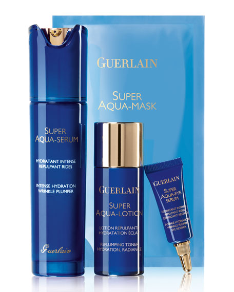 2013 Super Aqua Serum Set