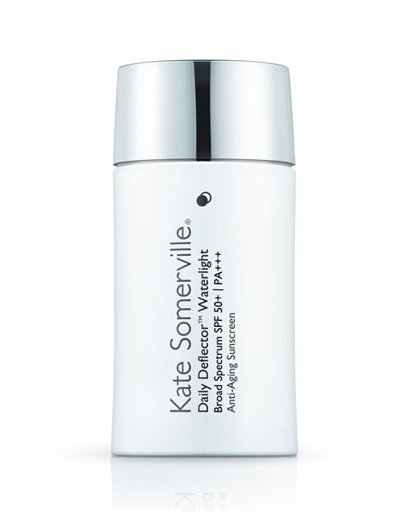 Kate Somerville Daily Deflector Waterlight Broad Spectrum Anti-Aging Sunscreen SPF 50, 1.7 oz.