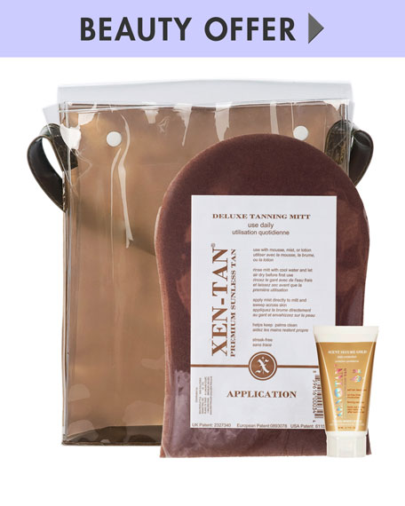 Yours with Any $60 Xen-Tan Purchase
