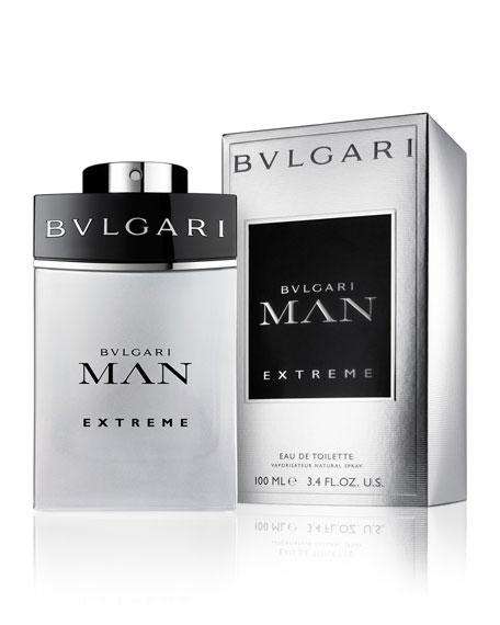 BVLGARI Man Extreme Eau De Toilette, 3.4 fl.oz.