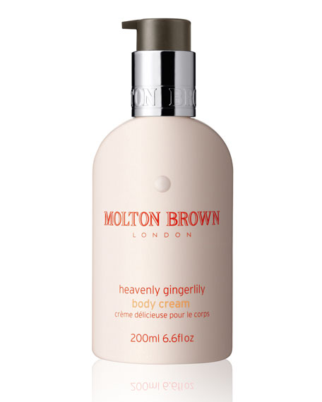 Heavenly Gingerlily Body Cream