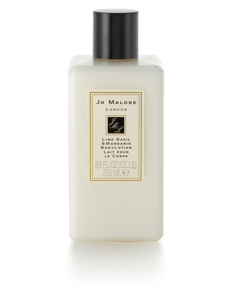 Lime Basil & Mandarin Body Lotion, 8.5 oz.