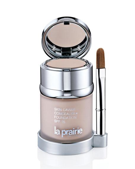 La Prairie Skin Caviar Concealer Foundation SPF 15,