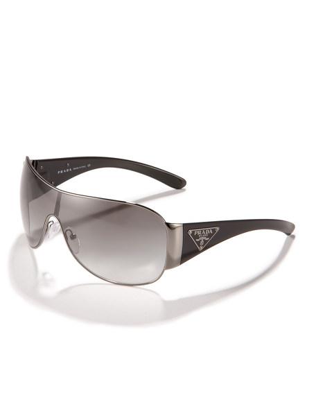 Metal Rimmed Sunglasses