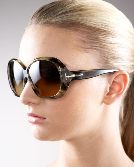 Natalia Large Sunglasses