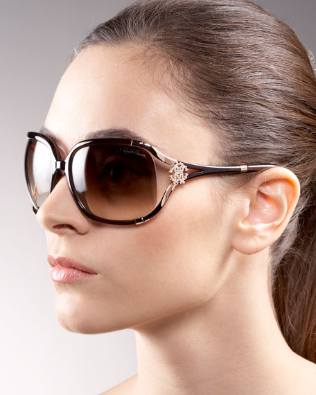 Open-Lens Sunglasses