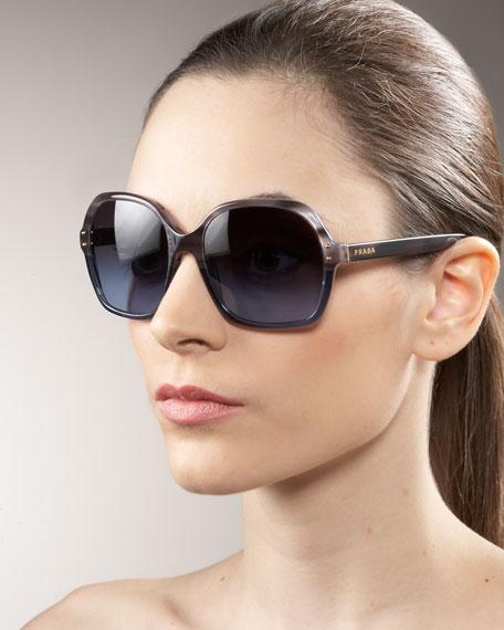 Large Vintage Sunglasses 20