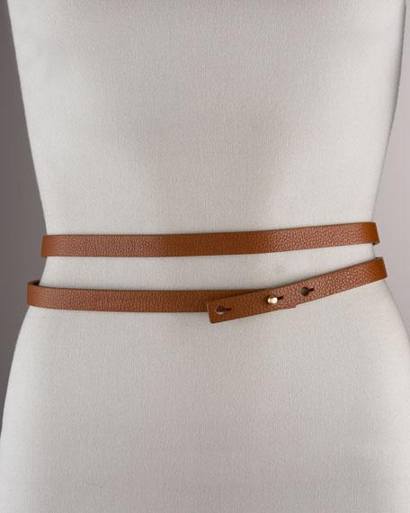 Haley Double-Wrap Belt