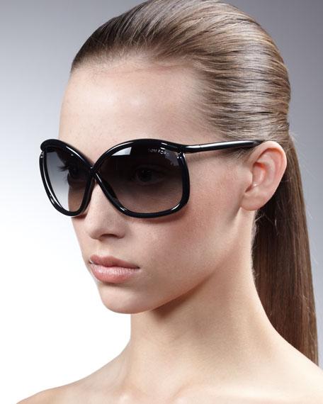 Charlie Oval Sunglasses
