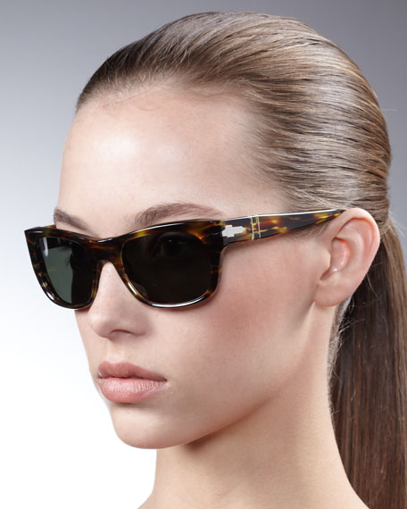 Modified-Square Polarized Sunglasses