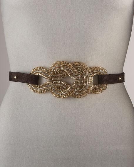 Interlock-Buckle Belt
