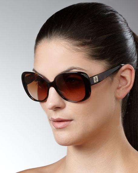 Tortoise Butterfly Sunglasses
