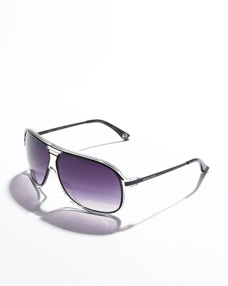 Medina Aviator Sunglasses