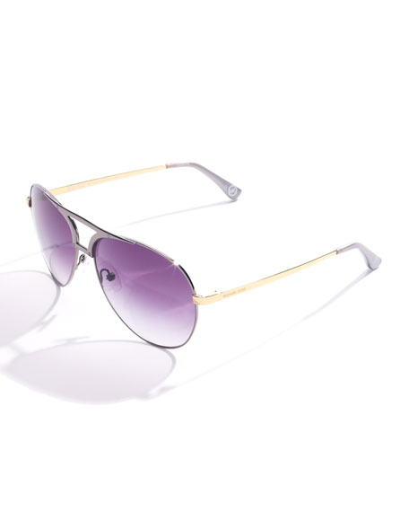 Key Largo Aviator Sunglasses