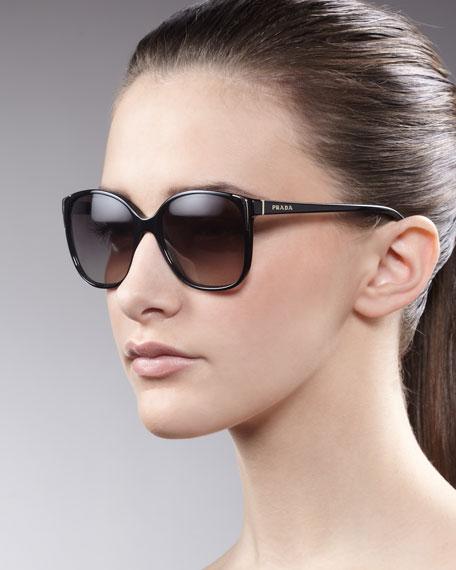 Buckle Theme Sunglasses