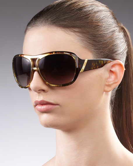 Evil Sunglasses, Golden Striped
