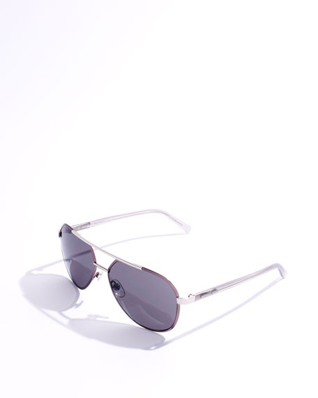 Tristan Sunglasses, Gunmetal or Black