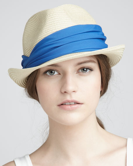 Darcy Fedora, Royal Blue