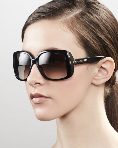 Severine Square Sunglasses