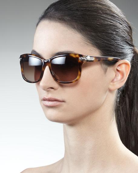 Thoroughbred Sunglasses, Havana