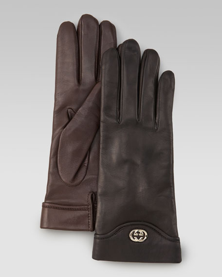 Icon Leather Gloves