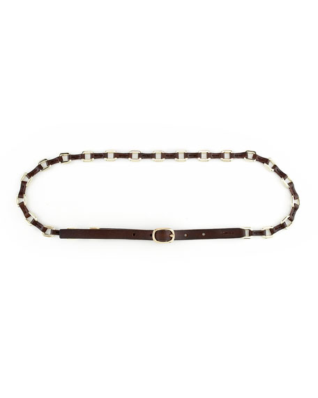 Chain-Link Hip Belt