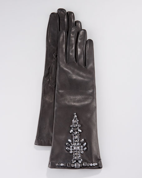 Glam Stones Gloves