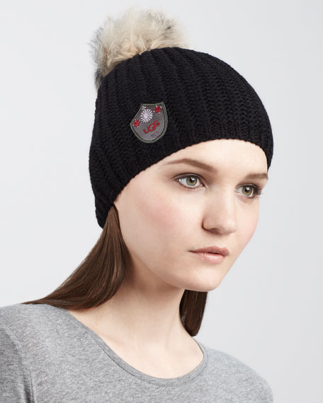 Great Jones Knit Cap, Black