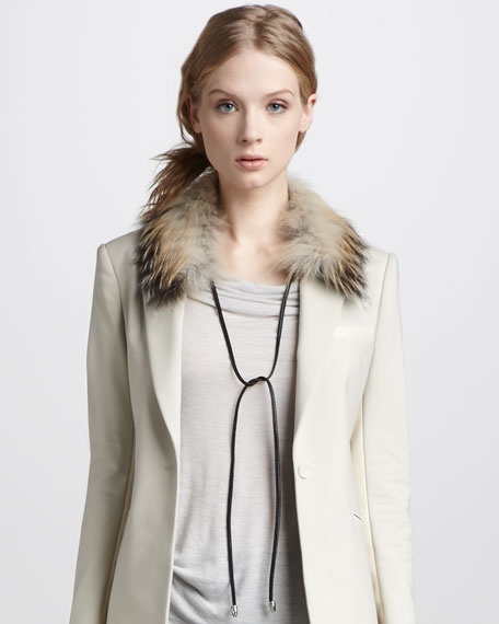 Fiona Fur Collar