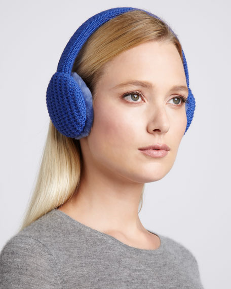 Great Jones Headphone Ear Muffs, Periwinkle