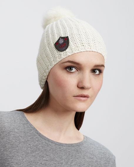 Great Jones Knit Cap, Cream