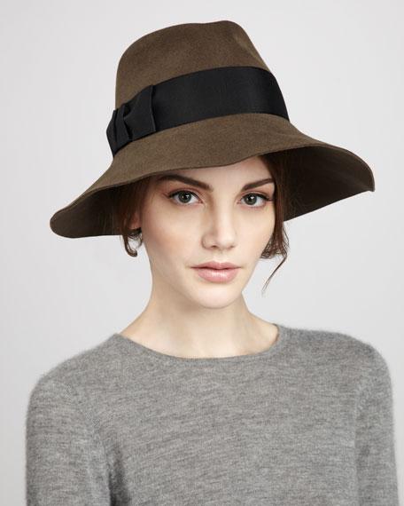 Tiffany Rabbit Felt Hat