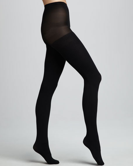 Classic Ribbed Tights