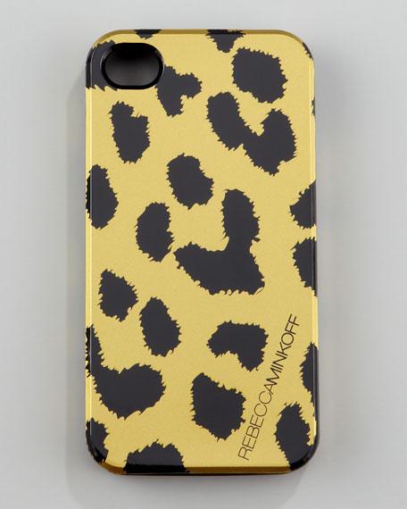 Leopard-Print iPhone Case