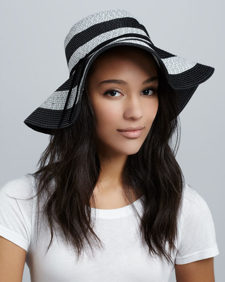 Deep Shade Hat, Black