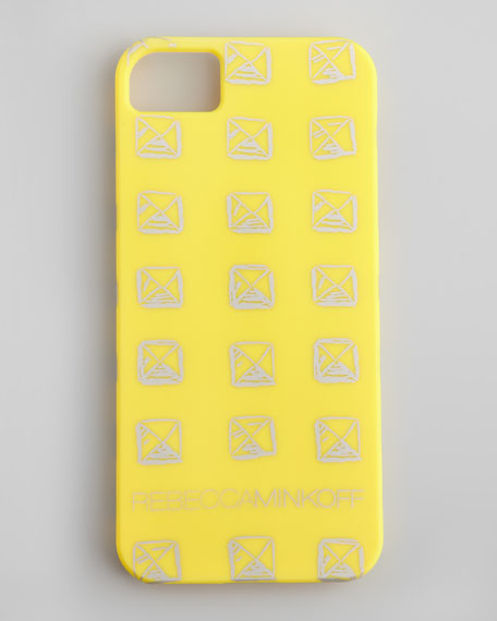 Stud-Print iPhone 5 Case, Sunny