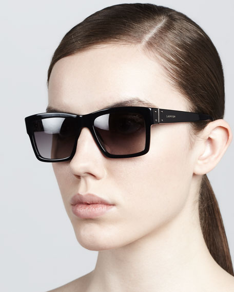 Plastic Sunglasses, Smoke