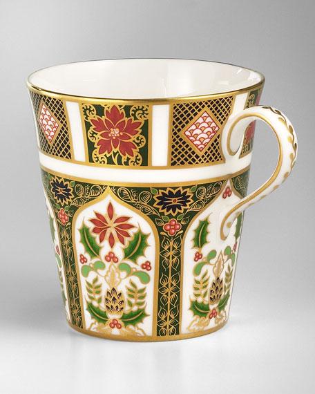 Holiday Imari Mug